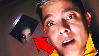 5 SCARY Ghost Videos That'll Make You THROW your PHONE !