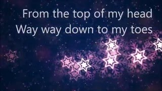 hillsong-From the top of my head Way way down to my toes