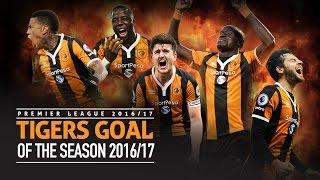 VOTE NOW   Goal of the Season 16/17