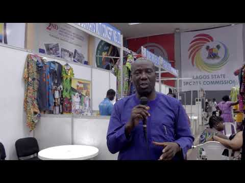 Beauty Of Lagos -BOLA Interview with Mr. Akeem Adeniji 2nd of September 2017
