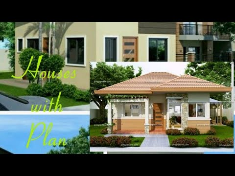 Top 6 Budget house with Plans in Philippines - YouTube