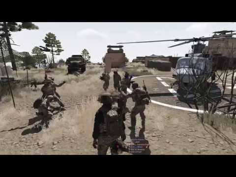 Naval Special Warfare Development Group ArmA 3 Realism Unit's Theme Song
