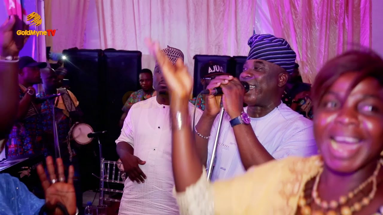 K1 DE ULTIMATE'S VICTORY DANCE FOR BUHARI AT PRESIDENTIAL CAMPAIGN OFFICE, ABUJA