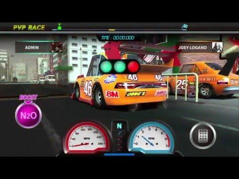 Pit stop Racing Game play