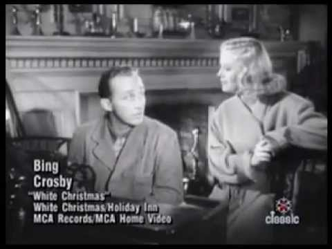 bing crosby sings white christmas - When Did White Christmas Come Out
