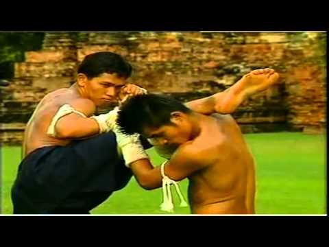 ♛ Traditional Muay Thai 【Thai Boxing Stance】