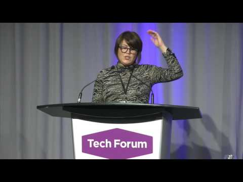 Keeping up with Digital Natives - Mary Beth Barbour - Tech Forum 2016