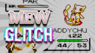Pokémon Yellow (3DS) - Mew Glitch!