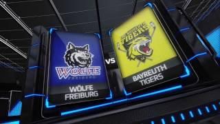 DEL2 Highlights 35. Spieltag | EHC Freiburg vs. EHC Bayreuth Tigers