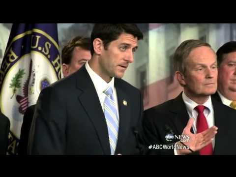 Todd Akin Controversy Troubles Mitt Romney, Paul Ryan