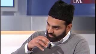 """Welche Rolle spielt Gewalt im Islam ?  Mohamed """"Eine Abrechnung"""""""