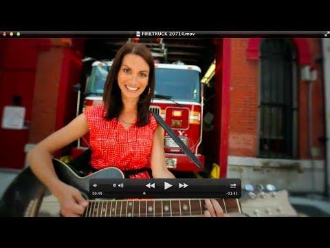 Suzi Shelton - Go, Fire Truck, Go - Music for Kids