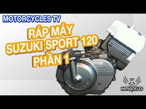 Video 46: Phần 1 Dạy Sửa Xe Hướng Dẫn Sửa Chữa Động Cơ Suzuki Sport 2 Thì Từ A Dến Z