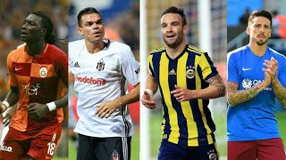 TFF Açıkladı ' Süper Ligin En İyi 11 İ ' GÜNCEL