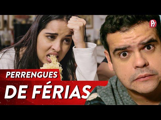 PERRENGUES DE FÉRIAS   PARAFERNALHA