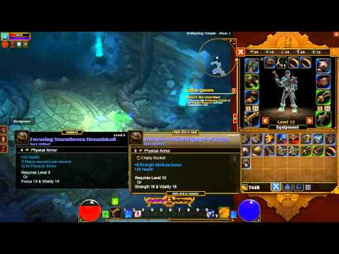 SirDune Plays Torchlight 2 Episode 10