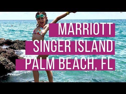 Palm Beach Marriott Singer Island Beach Resort & Spa - Family Adventure!