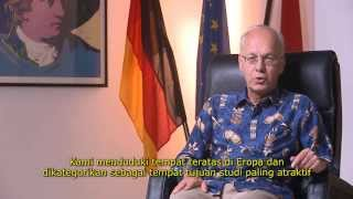 Video Pesan dari Jerman | Dr. Georg Witschel