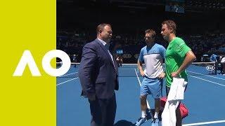 Henri Kontinen/John Peers on-court interview | Australian Open 2019