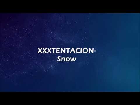 XXXTENTACION - Snow (Lyrics)