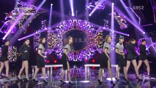Live HD 720p 140912 SPICA S   GIVE YOUR LOVE @ Music Bank