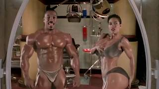 Rosario Dawson Muscle Growth / Butt and Boob expansion - The A…