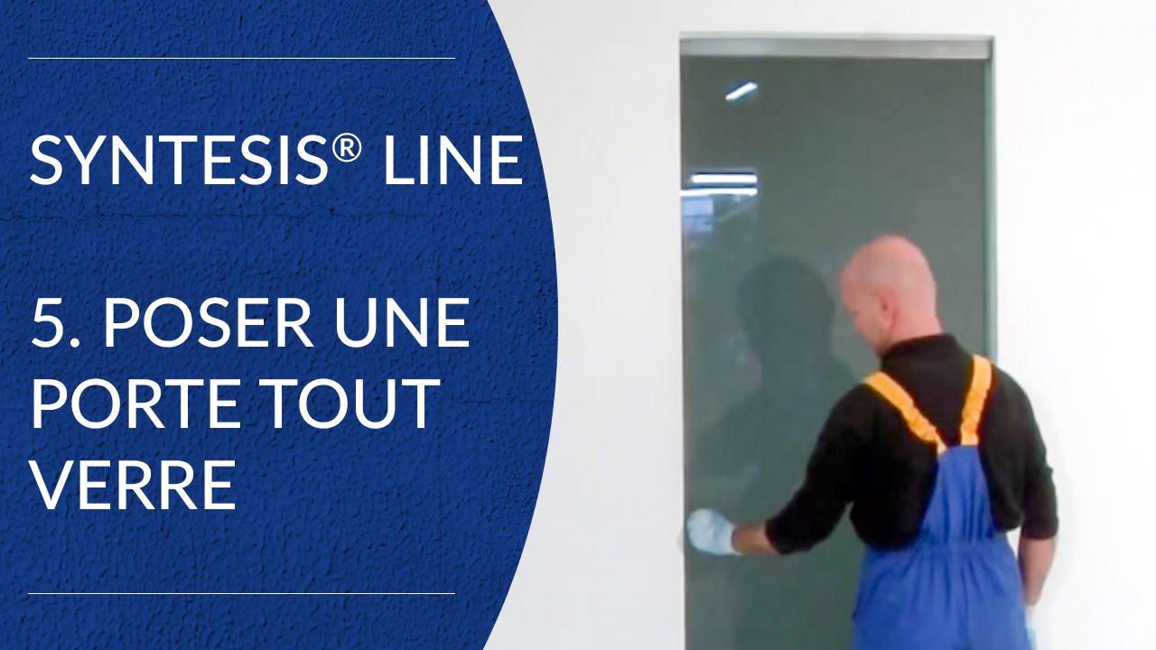 100 Génial Conseils Poser Une Porte Coulissante En Verre