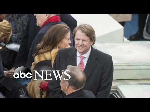 McGahn meets with Mueller on Russia probe