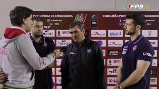 TAÇA HUGO DOS SANTOS | UD OLIVEIRENSE X FC PORTO