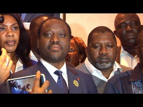 Journal de l'Afrique - Guillaume Soro se déclare candidat à la Présidentielle en Côte d'Ivoire