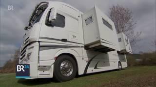 Der Mega Luxus-Camper