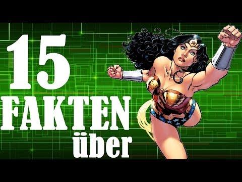 15 Wonder Woman Fakten » NERD AGE Staffel 2 Folge 6