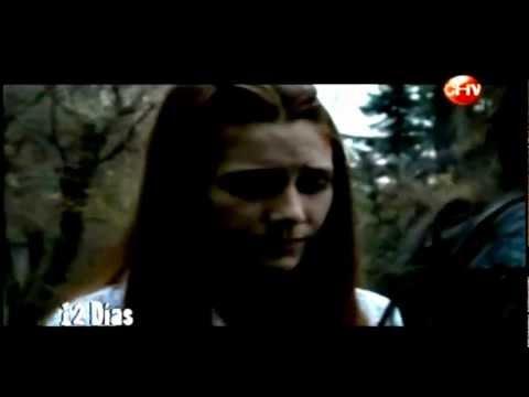 Monserrat Prats Beso Lesbico en serie 12 Dias HD