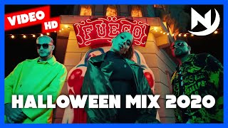 Special Hip Hop & Twerk Halloween Mix 2020 | Black R&B Rap Urban Dancehall Music Club Party Songs