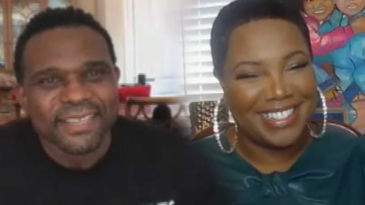 Family Matters Kellie Shanygne Williams and Darius McCrary Talk REBOOT and New Film! (Exclusive)