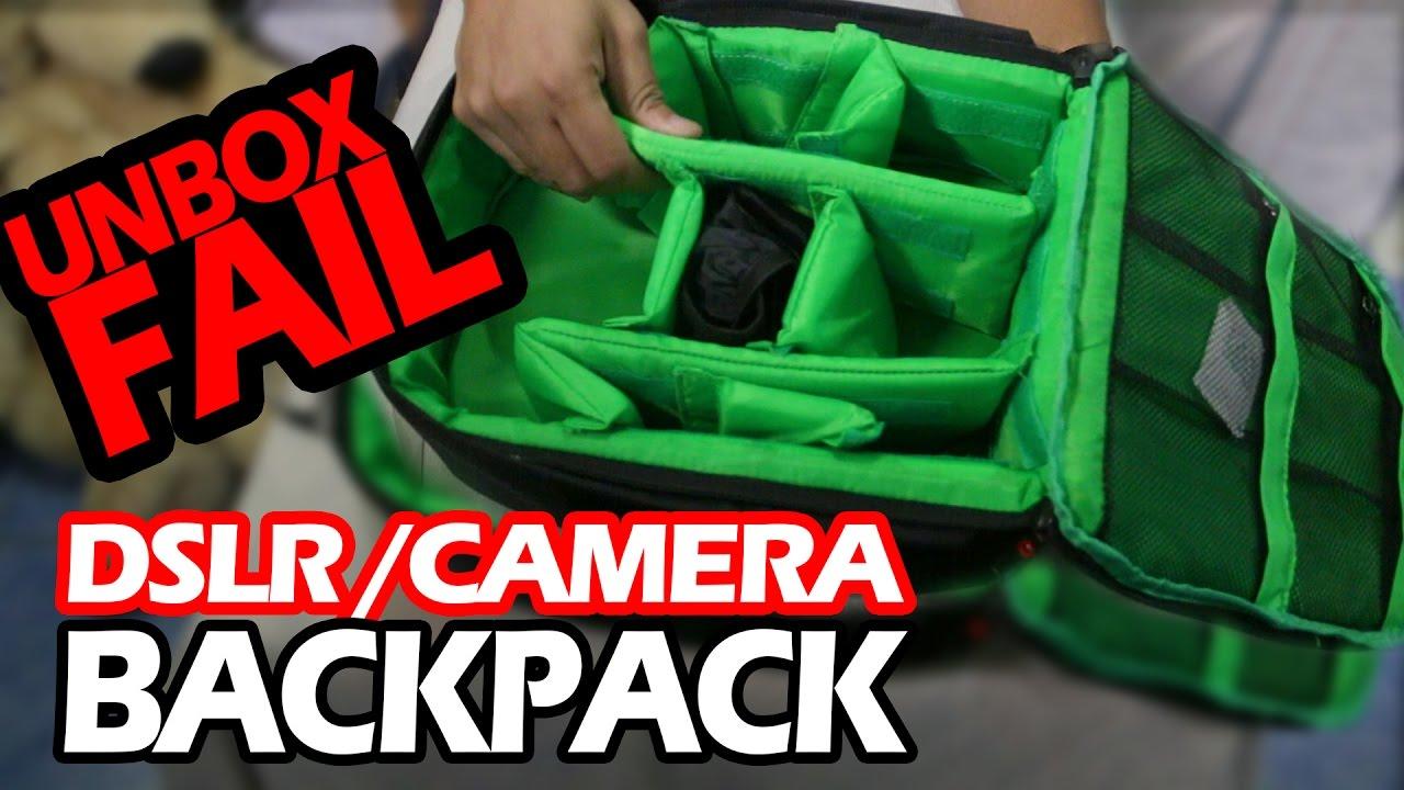 Camera Backpack Sinpaid SY-01 and Tigernu  4b638a5580f90