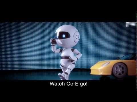 The CE-E Robot Song Summer 2012 Video : Toys are good to go!