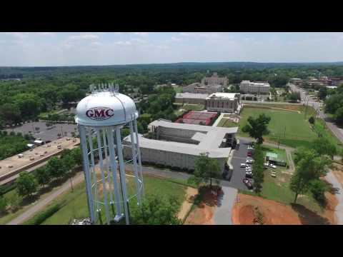 Georgia Military College - Milledgeville Campus - Fly Over