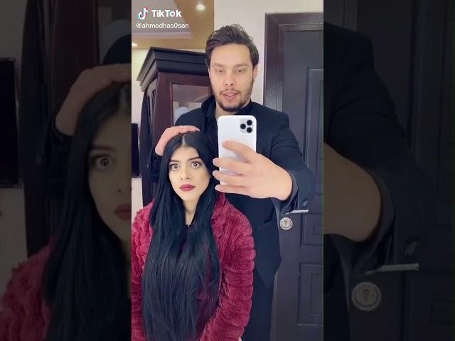فيديو جميع التوك توك احمد حسن وزينب لا يفوتك