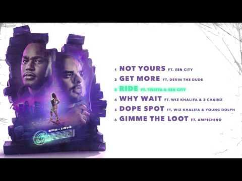 "Berner & Cam'ron ""Ride"" feat. Twista & Sen City (Audio)"