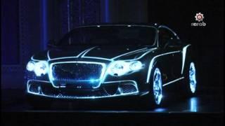 Tron Bentley Continental GT - بنتلي كونتيننتال جي تي