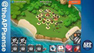 control point 21 single player island boom beach walkthrough