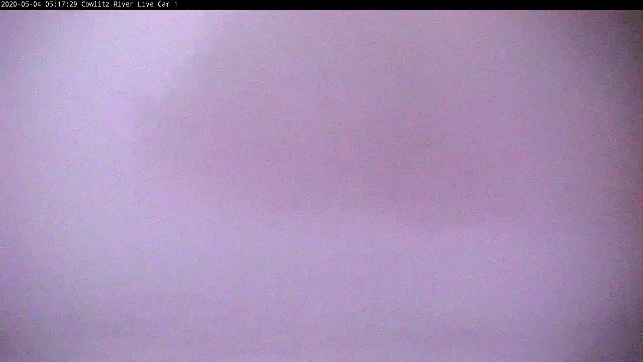 Cowlitz River Live : Web Cam
