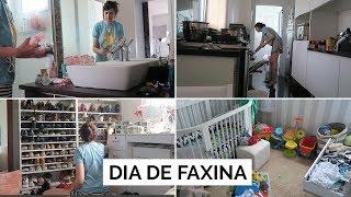 DIA DE FAXINA | Vlog #99 | Lia Camargo