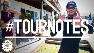 #Tournotes: Travel Plans