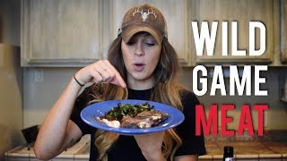 Cooking Venison | Quick Easy Dinner | Wild Game Video