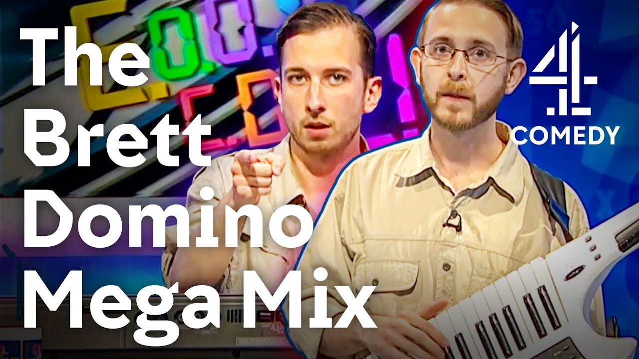 Download The Best of The Brett Domino Trio!   8 Out Of 10 Cats Does Countdown