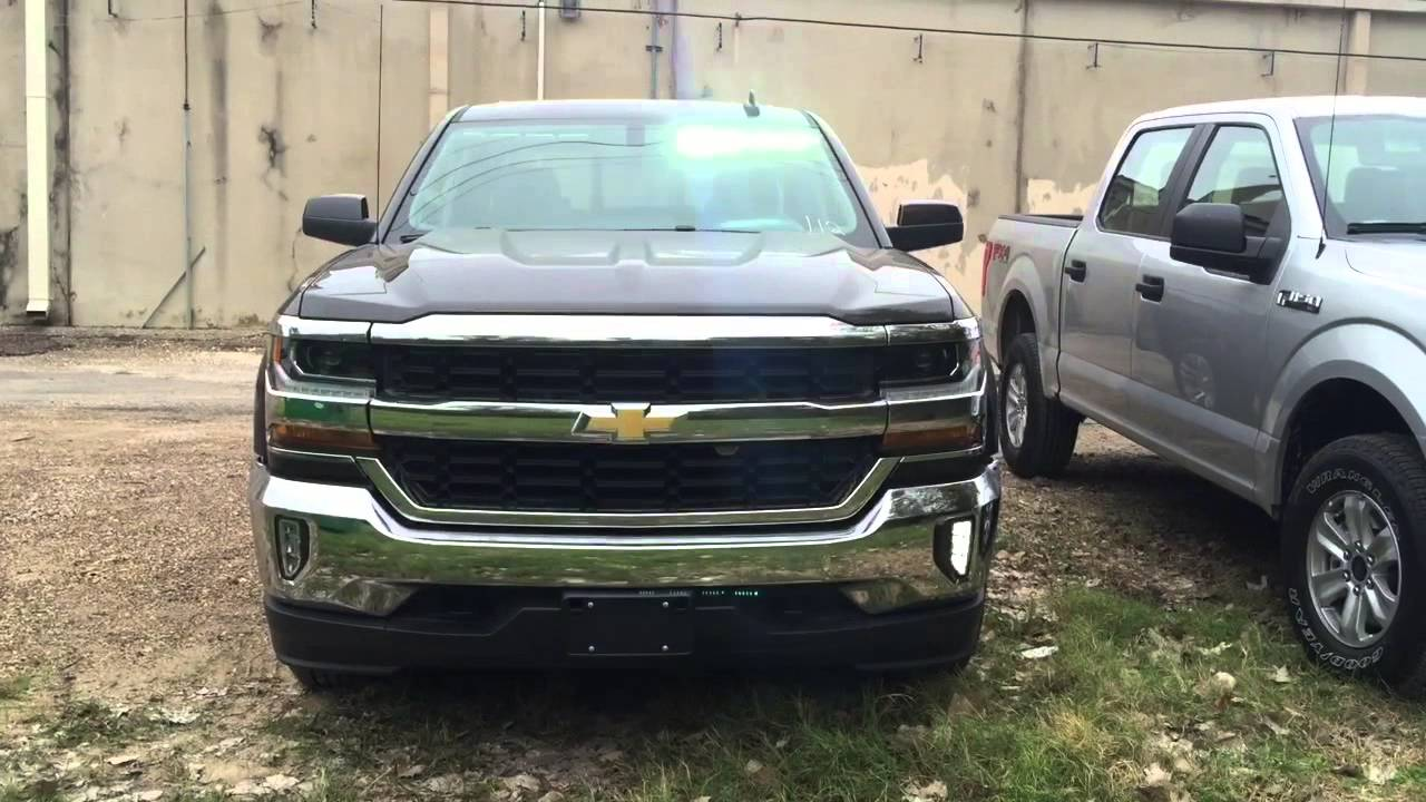 2016 Silverado Led Headlights Flasher Youtube