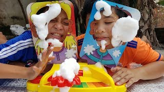 Trò Chơi Bé Pin Mặt Kem ❤ ChiChi ToysReview TV ❤ Đồ Chơi Trẻ Em Baby Doli Fun Song Bài Hát Vần Thơ