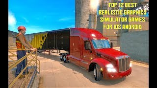 TOP 12 BEST REALISTIC GRAPHICS SIMULATION GAMES FOR IOS/ANDROID OFFLINE [AKAV]